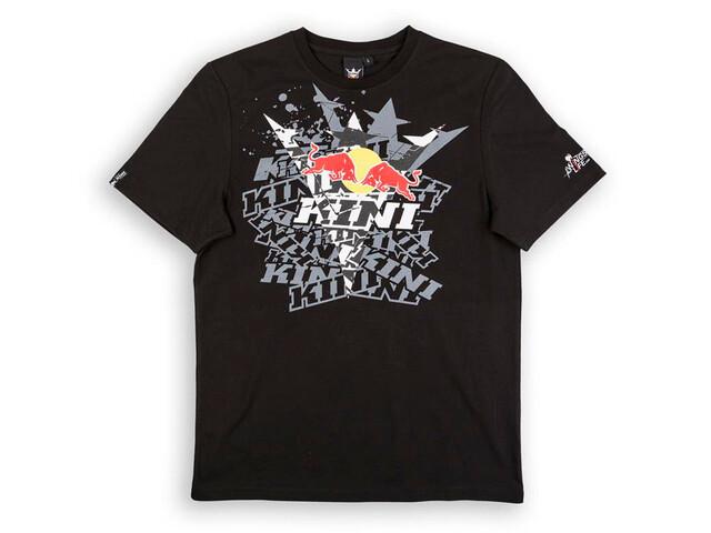 Kini Red Bull Fade Tee Men black
